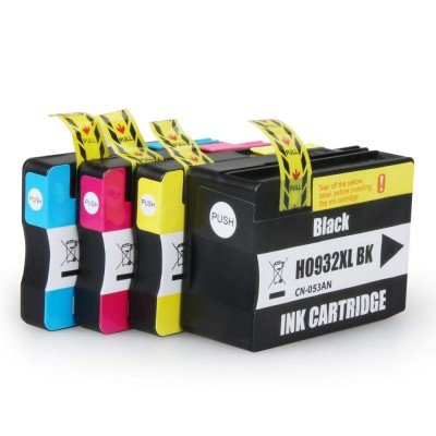 Compatible Ink Cartridge Replacement for 932 933XL