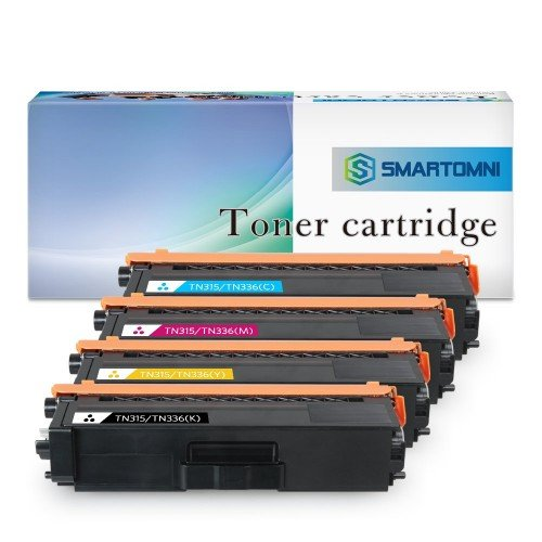 3 pk TN336 Color Set for  MFC-L8600CDW MFC-L8850CDW Printer HIGH QUALITY