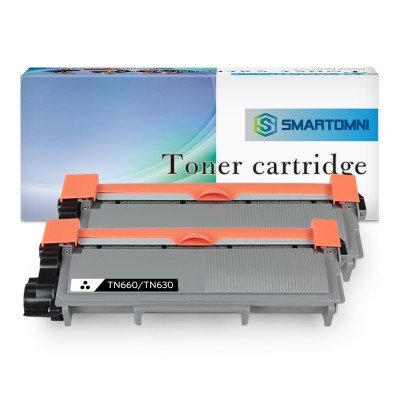 Compatible Replacement for Brother TN660 TN630 Toner Cartridge