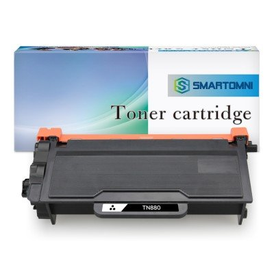 Compatible Toner Cartridge Replacement for Brother TN880 1 Pack