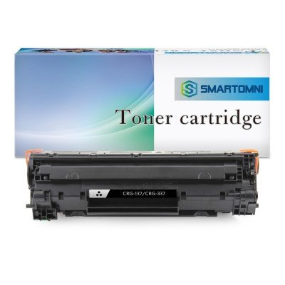 Compatible Toner Cartridge Replacement for Canon 137 1 Pack
