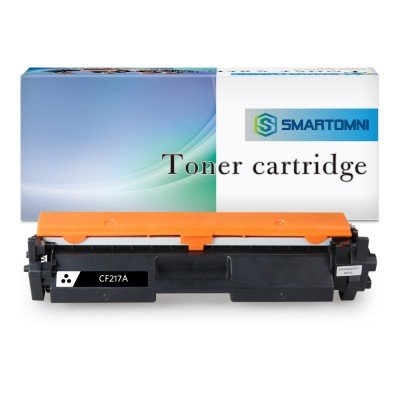 Compatible Replacement for HP 17A CF217A Toner Cartridge