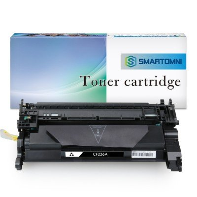 Compatible Toner Cartridge Replacement for CF226A 26A 1 Pack