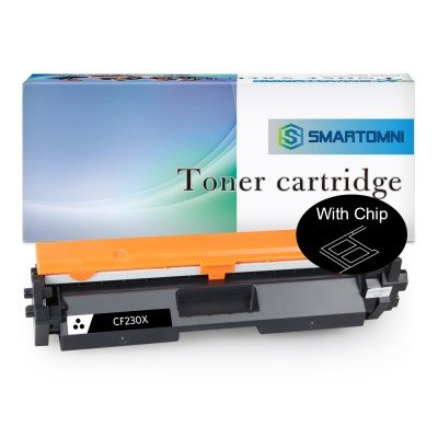 HP CF230X 30X CF230A 30A Compatible Toner Cartridge (With Chip)